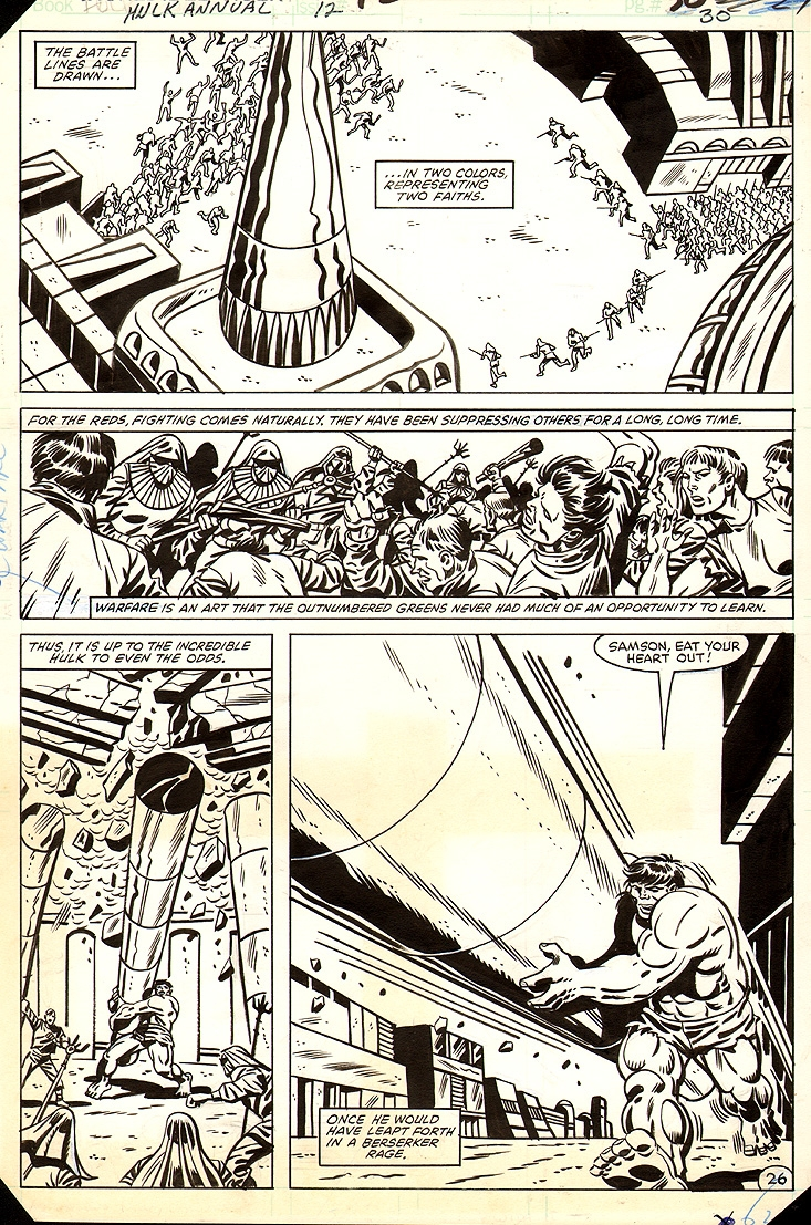 Incredible Hulk Annual #12 p 26