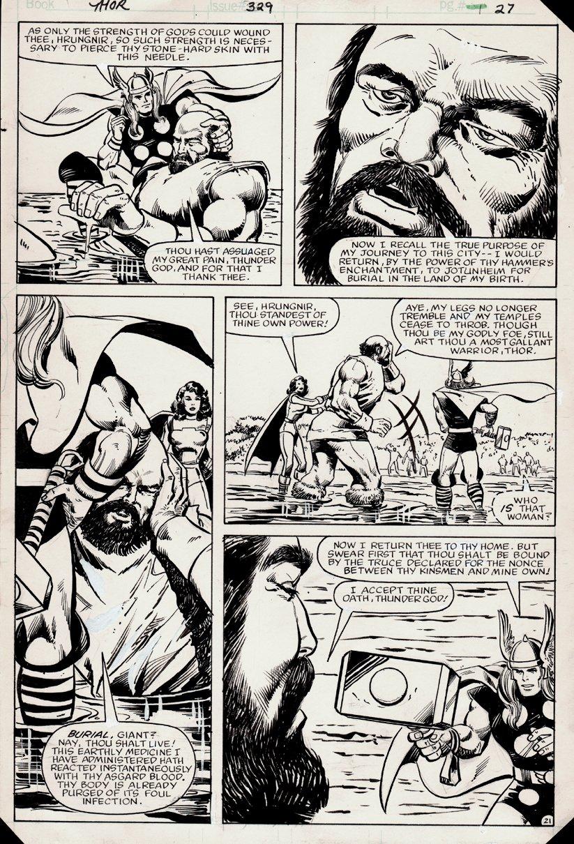 Thor #329 p 21 (1982)