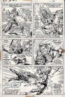 Amazing Adventures #21 p 30 (1973) Comic Art