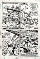 Incredible Hulk #162 p 17 (Lost Page) 1972 Comic Art