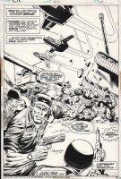 Incredible Hulk #172 p 17 SPLASH  (1973) Comic Art