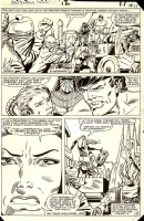 Incredible Hulk Annual Issue 12 Page 13 Comic Art