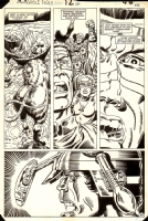 Incredible Hulk Annual Issue 12 Page 38 Comic Art