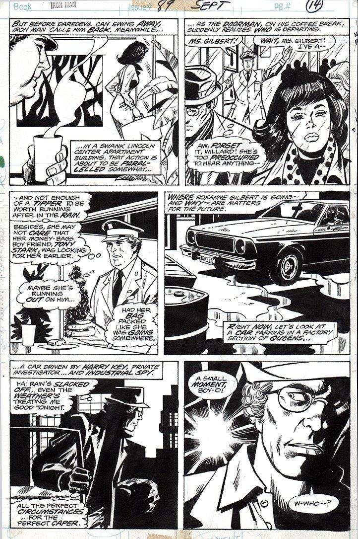 Iron Man #89 p 14 (1976)