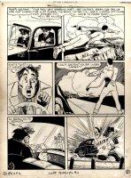 Captain Marvel Adventures #4 p 14 (Large Art) 1941 Comic Art