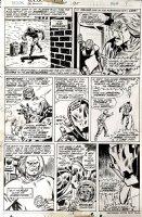 Avengers #135 p 7 (1975) Comic Art