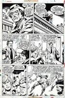 Champions #7 p 6 (1976) Comic Art