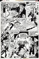 Iron Man #105 p 22 (1977) Comic Art