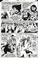 Iron Man #105 p 26 (1977) Comic Art