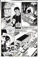 Iron Man #32 p 11 (1970) Comic Art