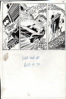 Iron Man #32 p 12 (1970) Comic Art