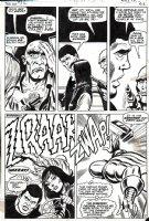 Iron Man #32 p 17 (1970) Comic Art