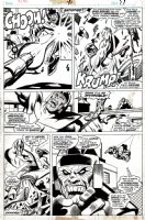 Iron Man #91 p 17 (1976) Comic Art
