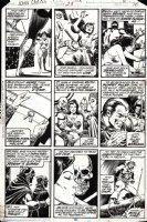 John Carter Warlord of Mars #23 p 10 (1978)  Comic Art