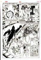 Justice League of America Issue 82 Page 17 SPLASH Comic Art