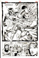 Justice League of America Issue 82 Page 21 SPLASH Comic Art