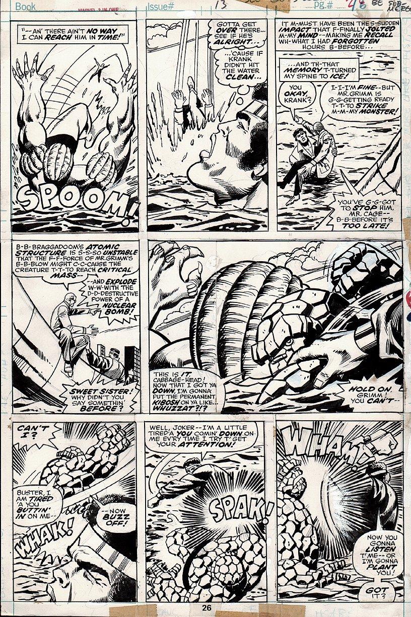 Marvel 2 in 1 #13 p 26 (1975)