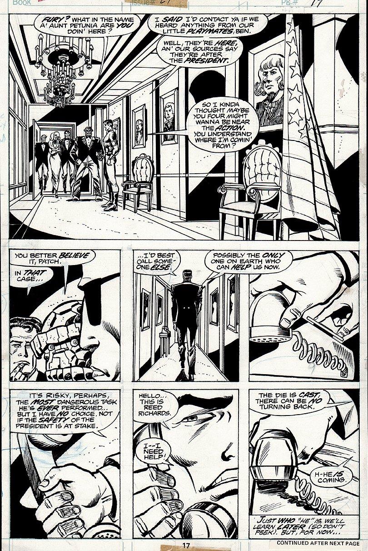 Marvel 2 in 1 #27 p 17 (1977)