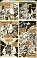 Marvel 2 in 1  Issue 34 Page 7 Comic Art