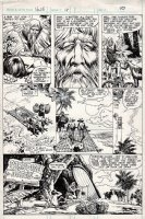 Hulk Magazine #18 p 10 (1979) Comic Art