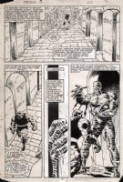 The Thing #19 p 16  (1984) Comic Art