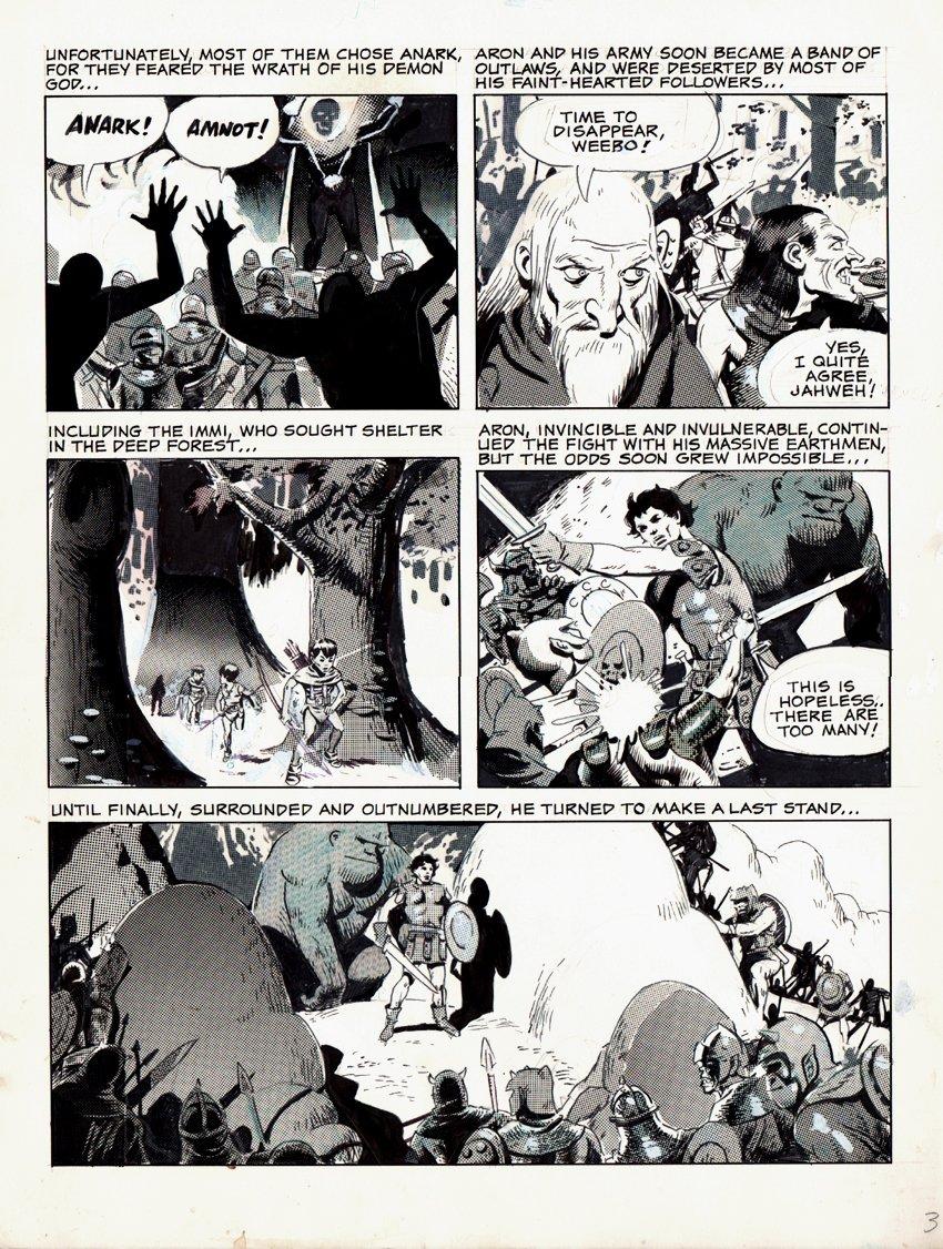 Wizard King Trilogy p 3 (Large Art)