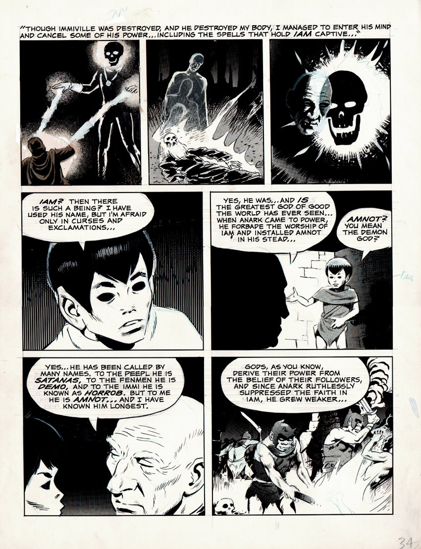 Wizard King Trilogy p 34 (Large Art)