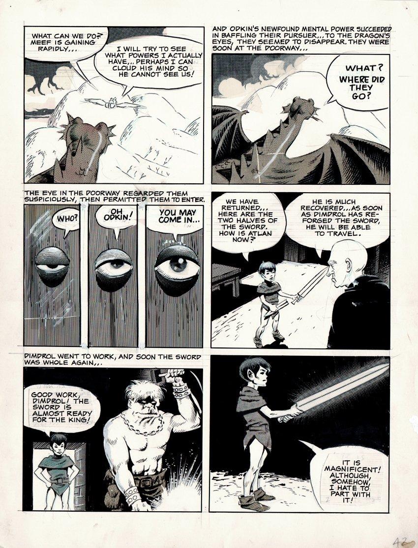 Wizard King Trilogy p 42 (Large Art)