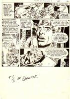 House of Mystery #184 p 10 (1969)  Comic Art