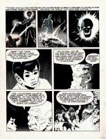 Wizard King Trilogy p 34 (Large Art) Comic Art