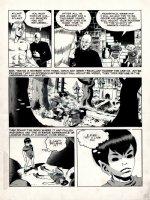 Wizard King Trilogy p 36 (Large Art) Comic Art
