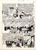 Panic #6 p 4 (Large Art) 1954 Comic Art