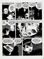 Wizard King Trilogy p 32 (Large Art) Comic Art