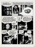 Wizard King Trilogy p 35 (Large Art) Comic Art