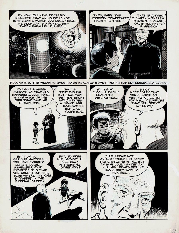 Wizard King Trilogy p 23 (Large Art)