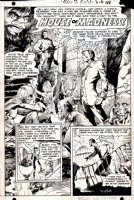 House of Mystery #188 p 1 SPLASH (1970) Comic Art