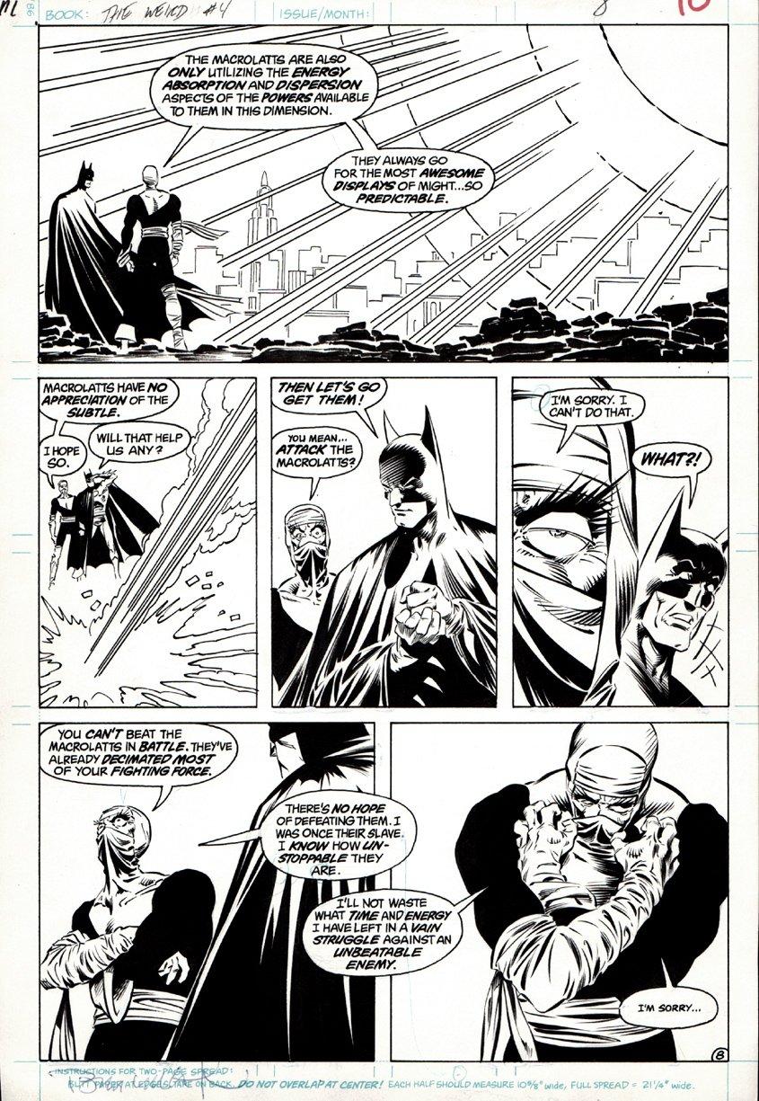 The Weird #4 p 8 (1988)