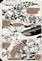 Captain America #273 p 16 (1982) Comic Art