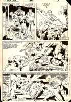 Captain America  Issue 278 Page 11 (1982) Comic Art