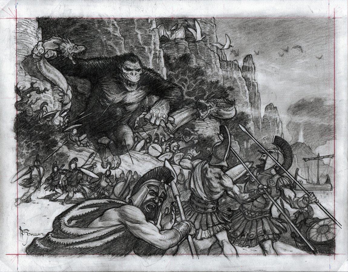 The Argonauts Illustration