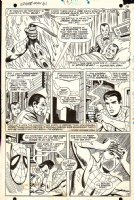 Amazing Spiderman Issue 61 Page 12 Comic Art