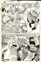Amazing Spiderman Issue 61 Page 15 SOLD SOLD SOLD! Comic Art