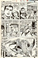 Amazing Spiderman Issue 63 Page 16 SOLD SOLD SOLD! Comic Art