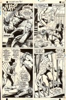 Amazing Spiderman Issue 65 Page 19 Comic Art