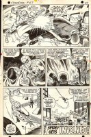 Amazing Spiderman Issue 67 Page 20 SOLD SOLD SOLD! Comic Art