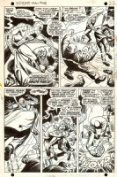 Amazing Spiderman Issue 68 Page 17 SOLD SOLD SOLD! Comic Art