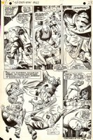 Amazing Spiderman Issue 68 Page 18 SOLD SOLD SOLD! Comic Art