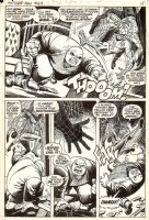 Amazing Spiderman Issue 69 Page 11 SOLD SOLD SOLD! Comic Art