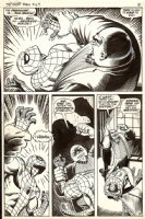 Amazing Spiderman Issue 69 Page 14 SOLD SOLD SOLD! Comic Art
