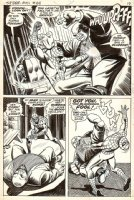 Amazing Spiderman Issue 69 Page 15 SOLD SOLD SOLD! Comic Art